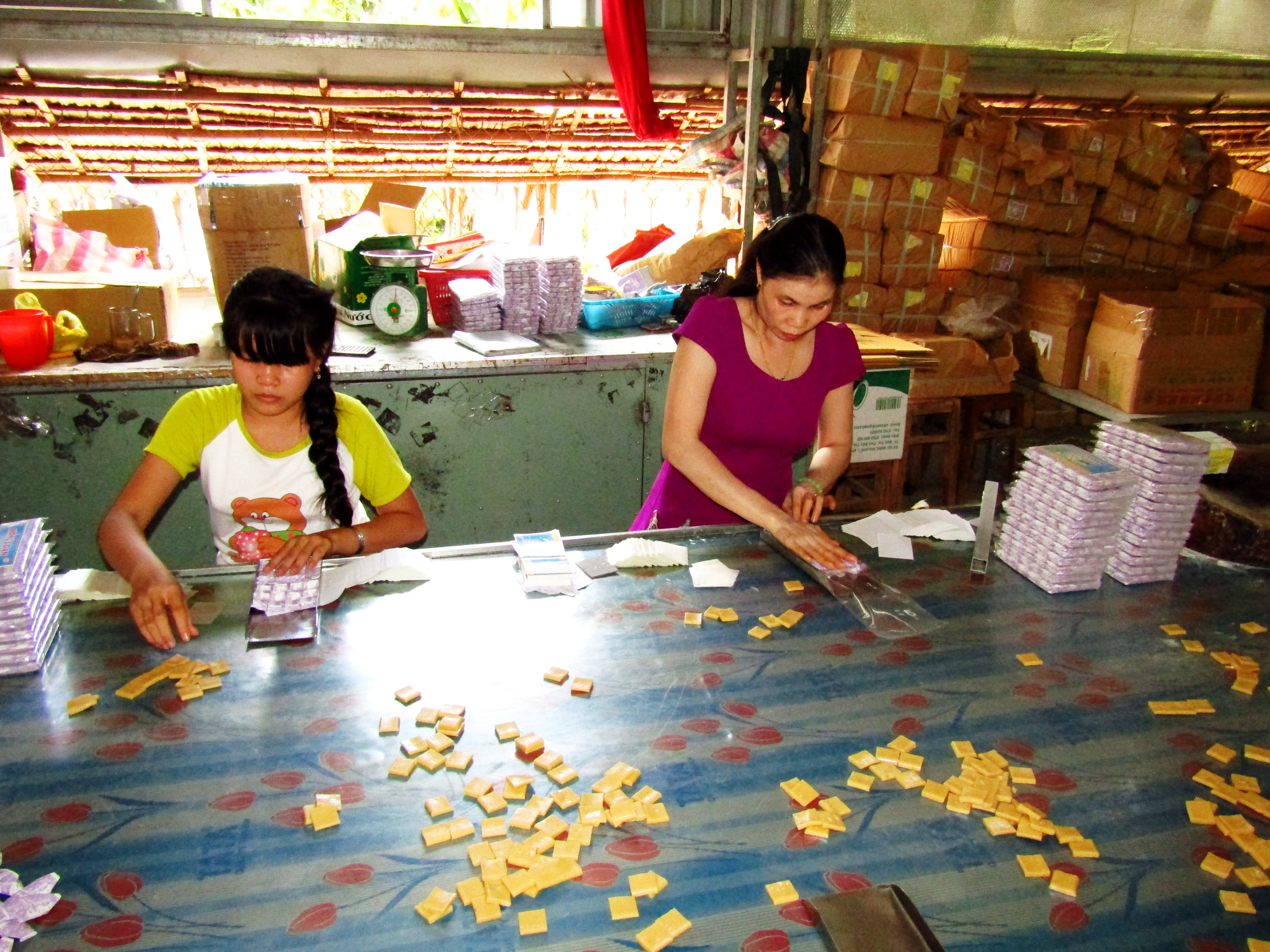 Coconut Candy Factory