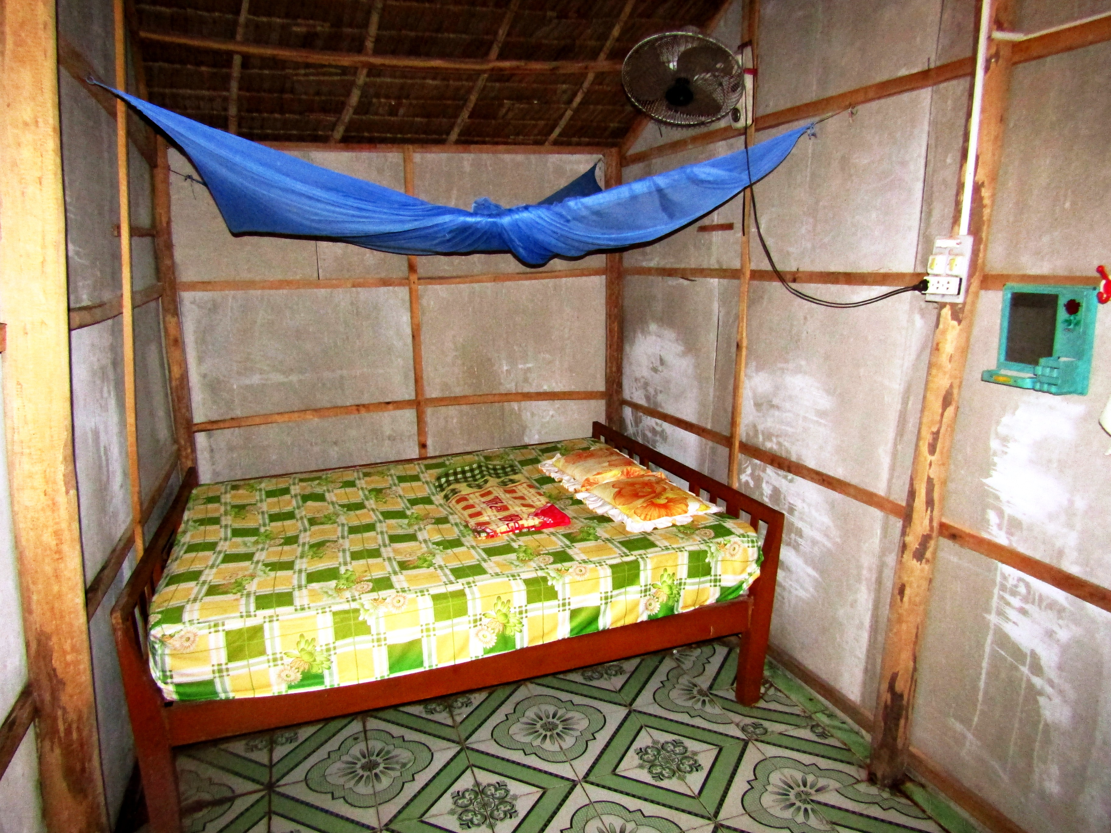 My humble abode in the Mekong Delta
