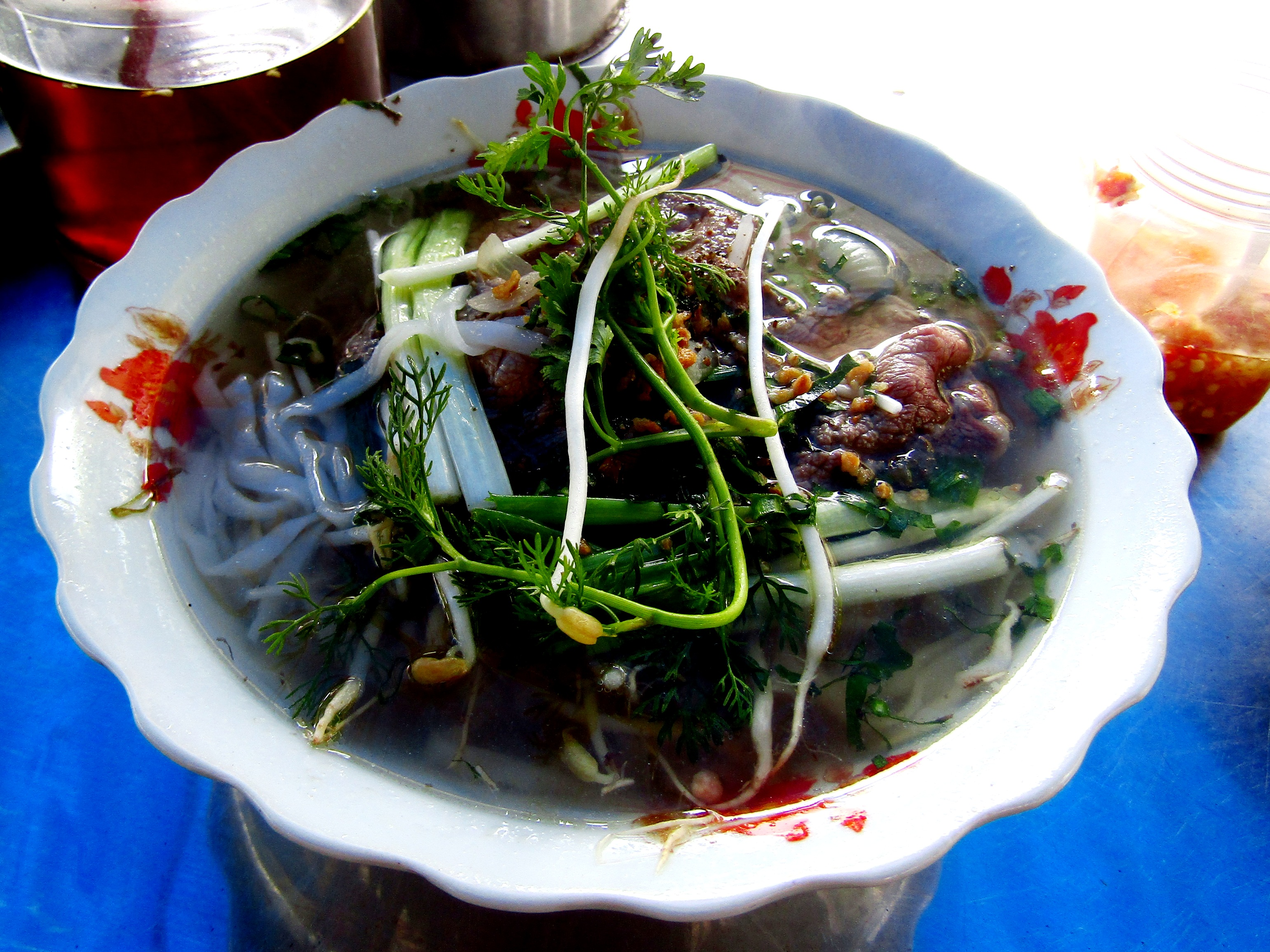 Phở Bo - Beef Noodle Soup