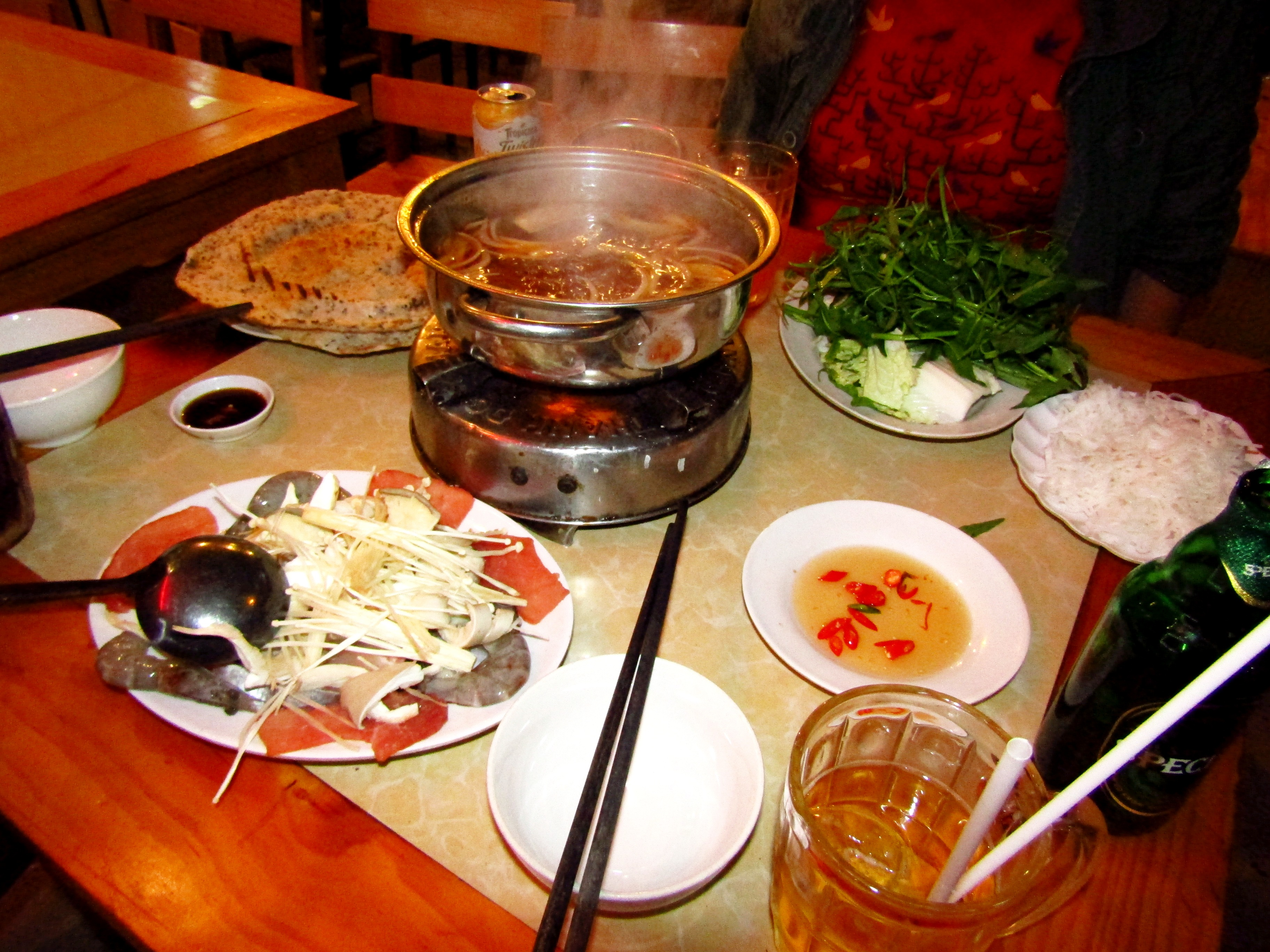 Seafood Hot Pot