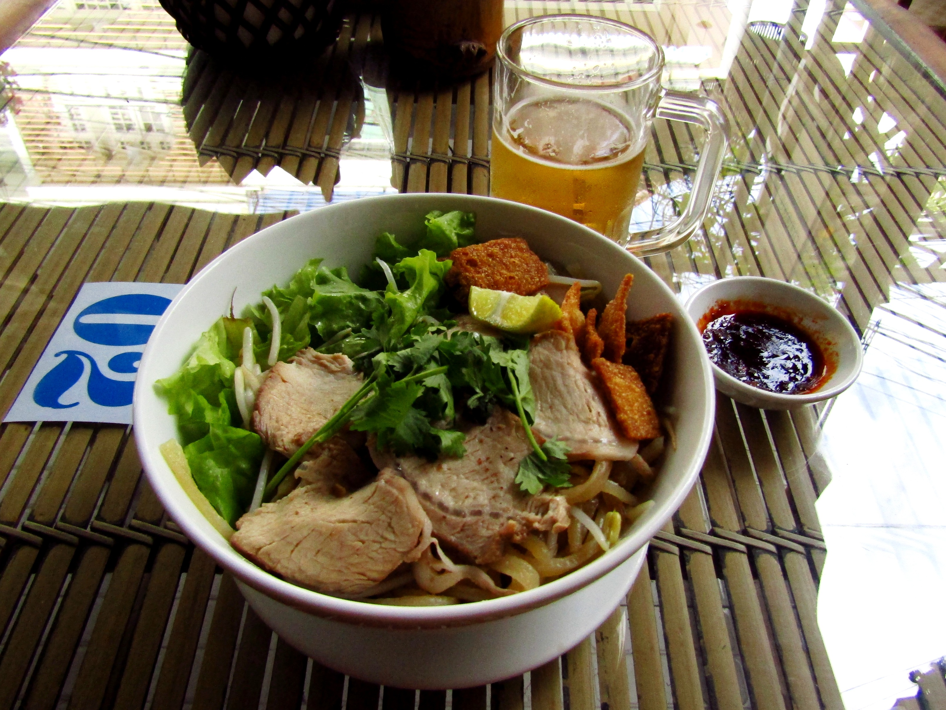 Cao lầu - the speciality of the Hoi An city