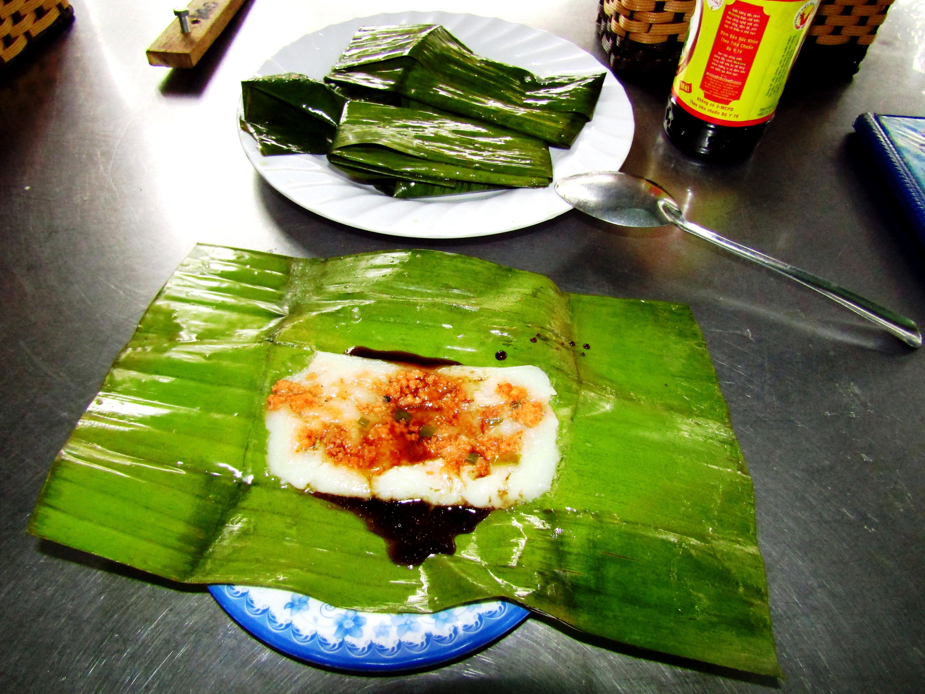 Bánh Bèo, Nậm, Lọc - the speciality of Hue