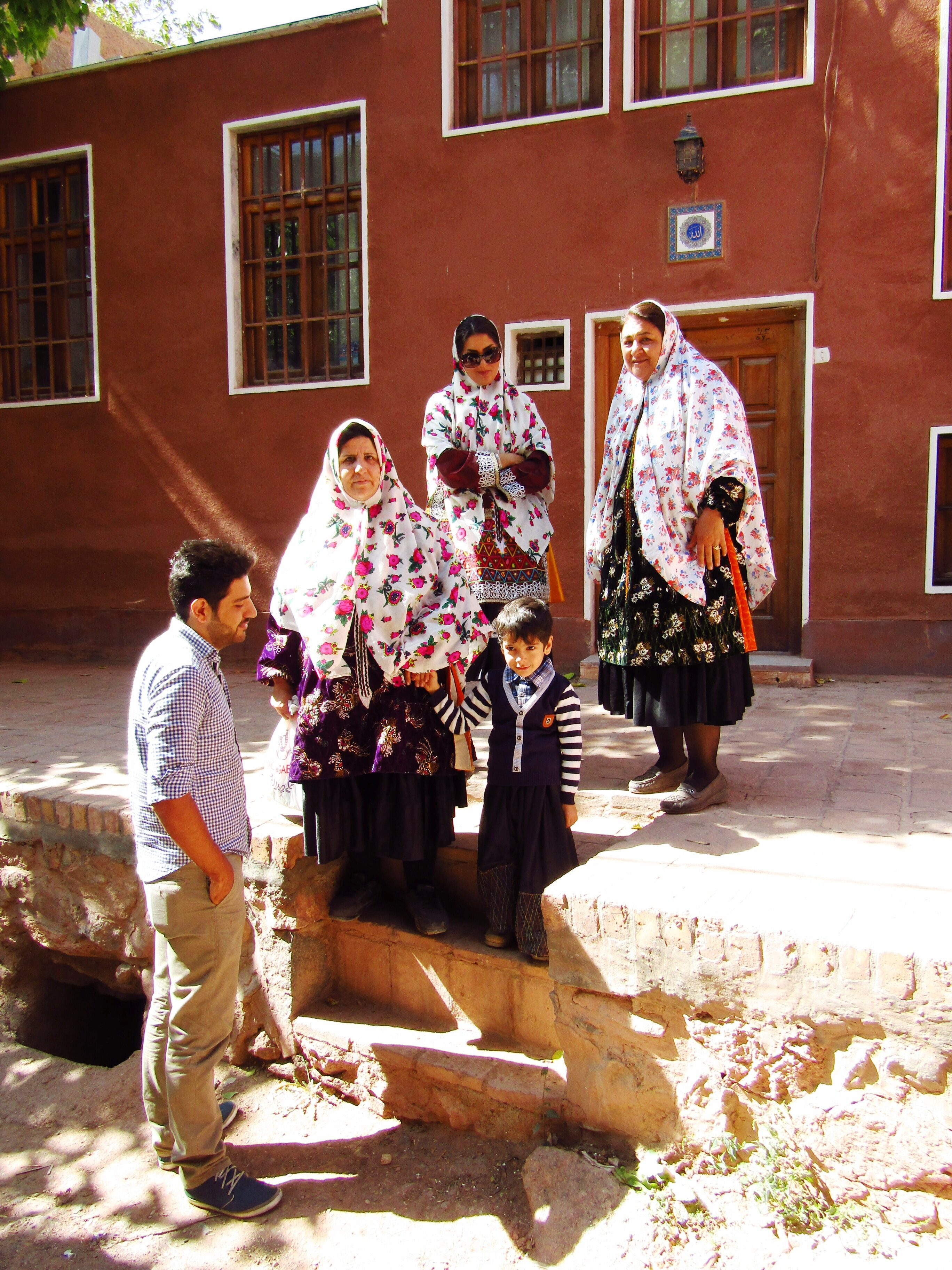 Experiencing Ashura mourning in Abyaneh
