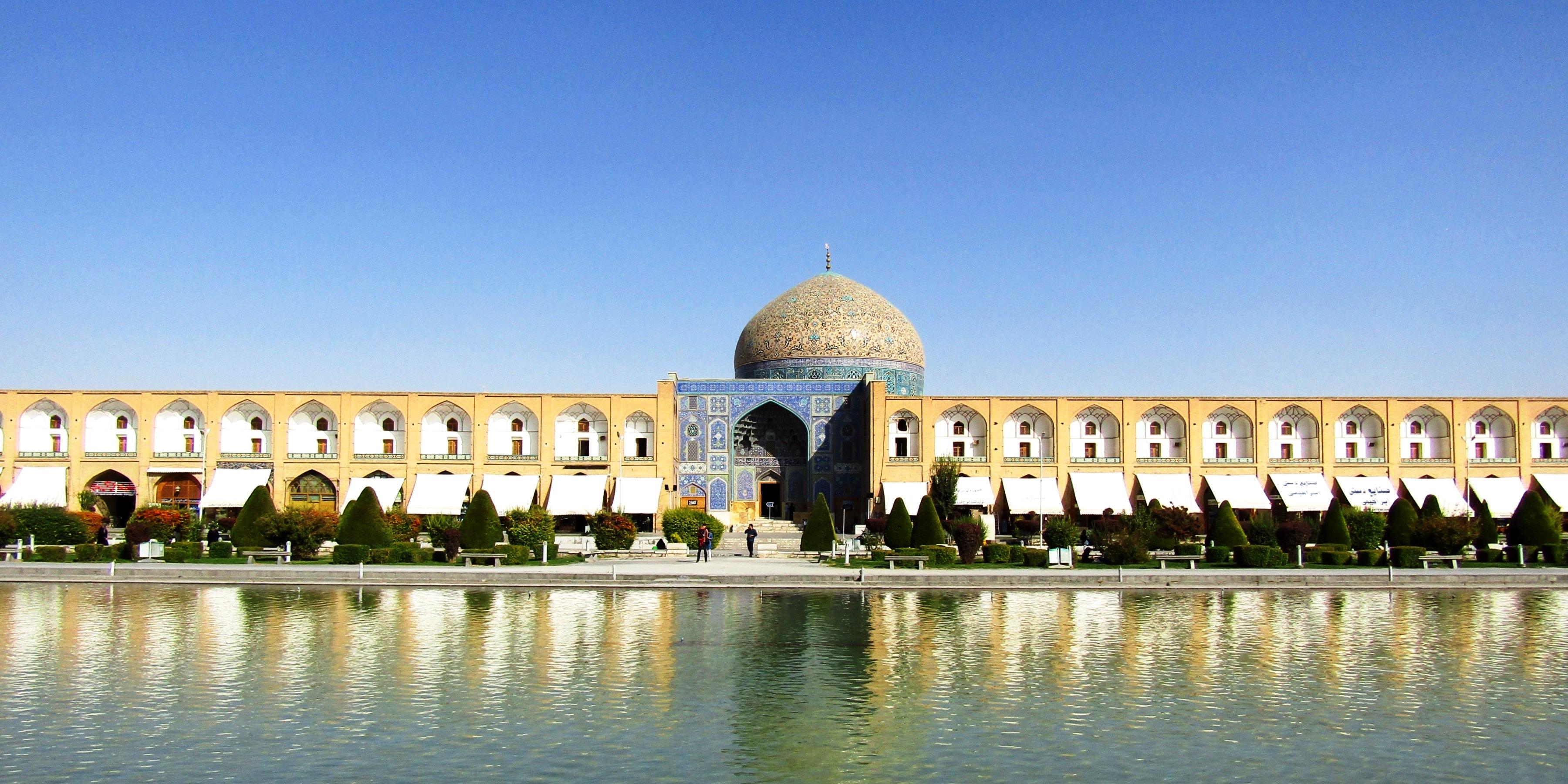 Naqsh-e Jahan Square and Sheikh Lotfollah Mosque