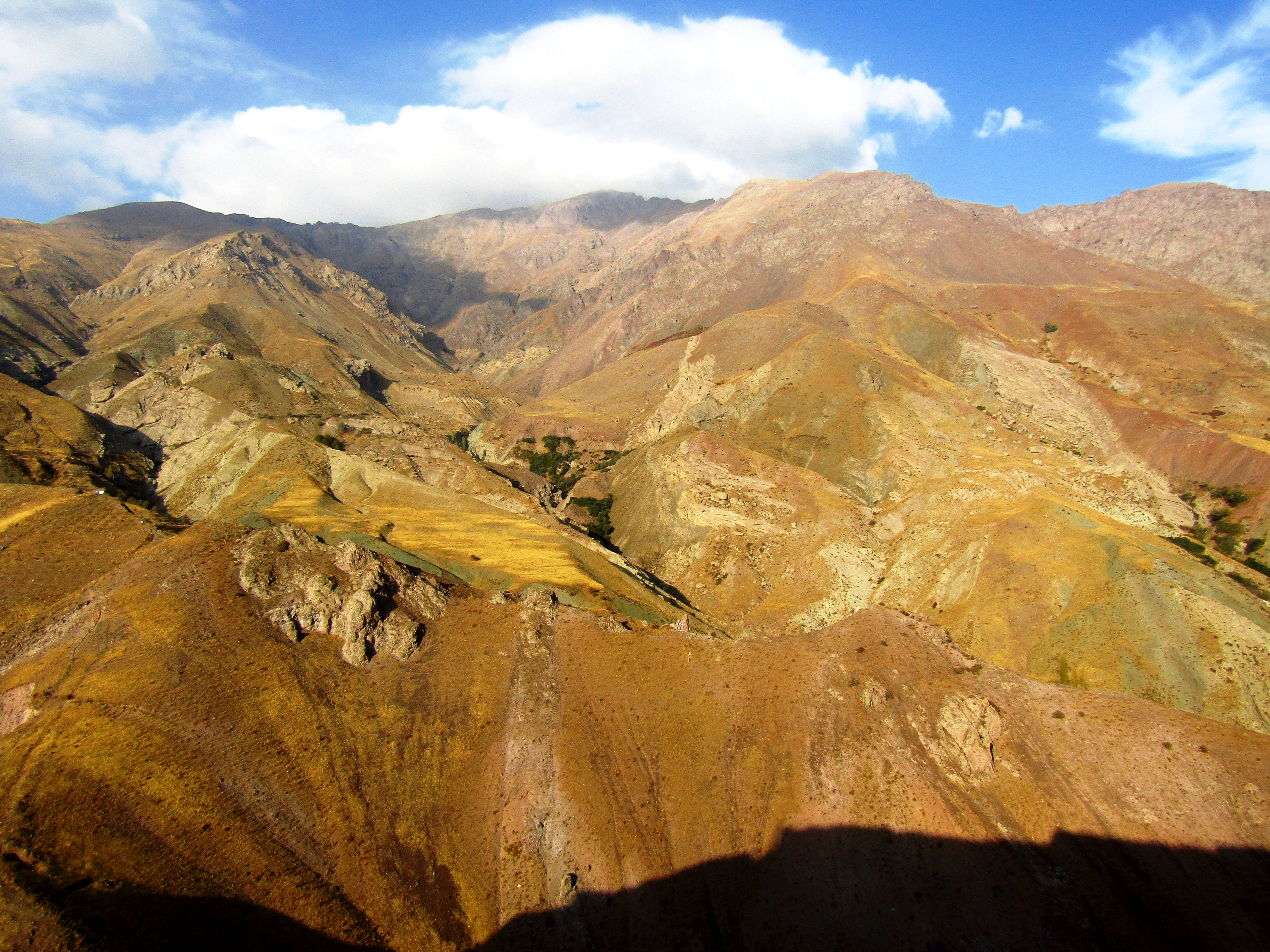 The stunning Alamut Valley
